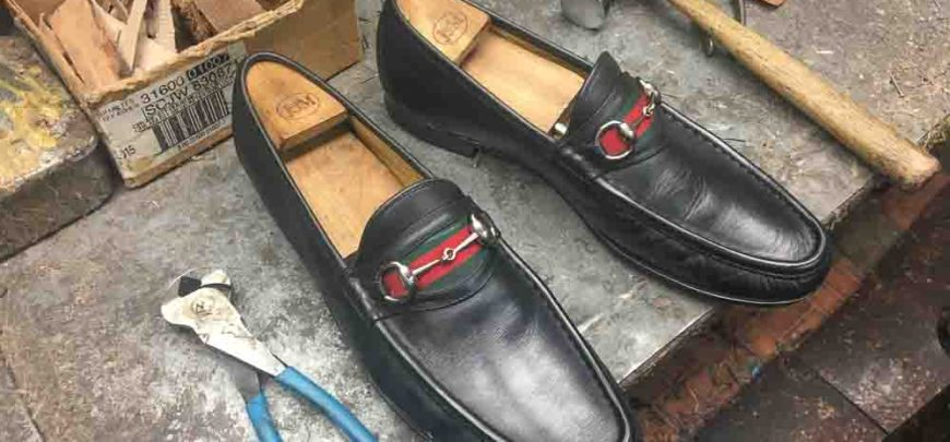 Men's Shoe Repair